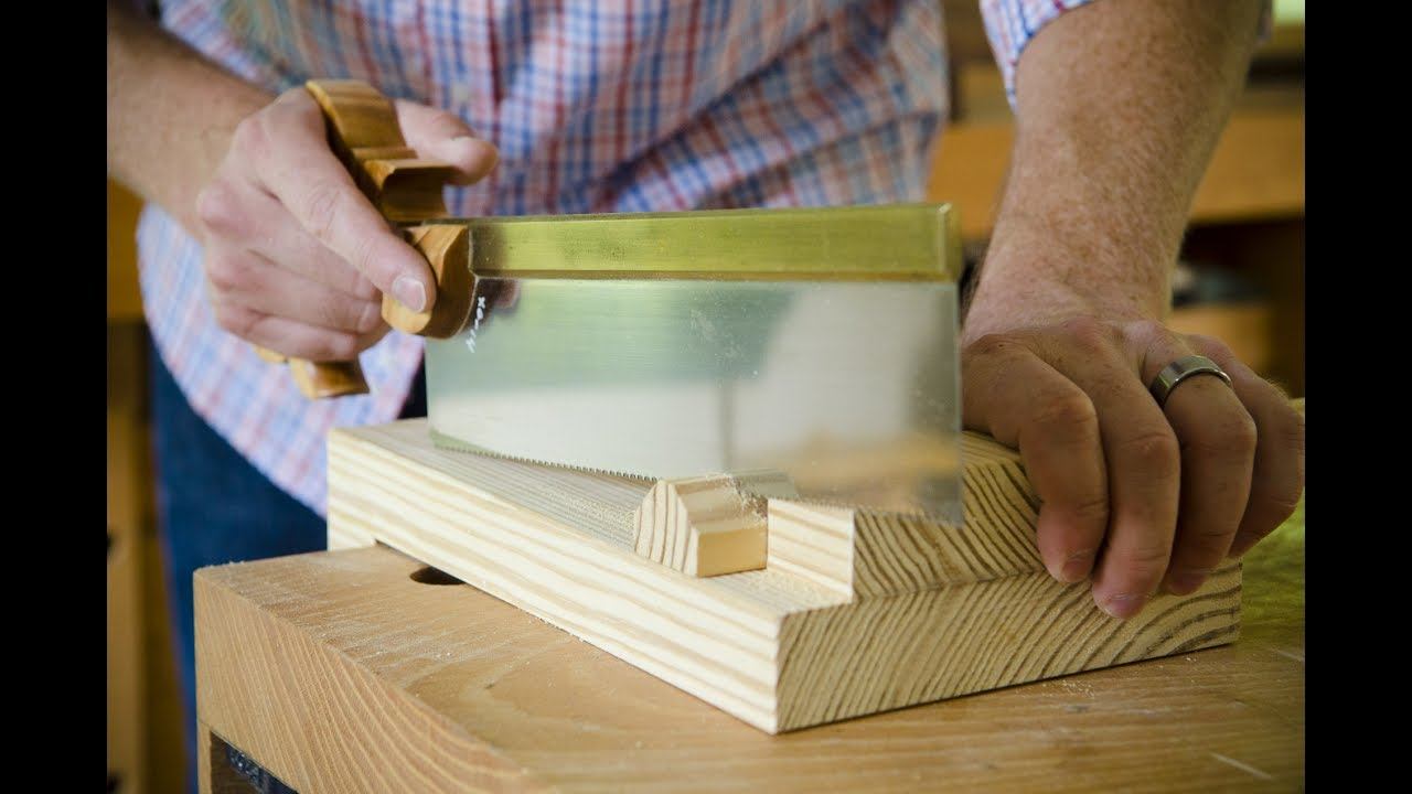 How To Make A Woodworking Bench Hook Wood And Shop