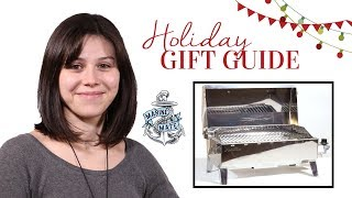 Marine Mate's Boaters Gift Guide Video #4: Kuuma 160 Grill