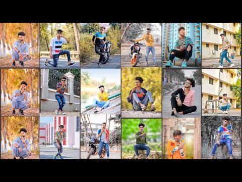 Best New Stylish Photography Pose For Men | New Stylish Photoshoot Pose For Boys | Latest Pose