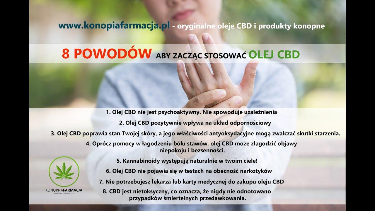 Naturalne olejki konopne CBD 20 %