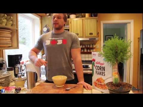 HEALTHY CEREAL 'RECIPE' - BREAKFAST TIME W/ PETE | Furious Pete Talks