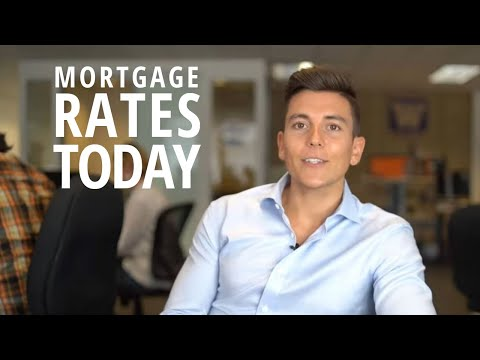 Mortgage Rates Today: All About Current Mortgage Interest Rates