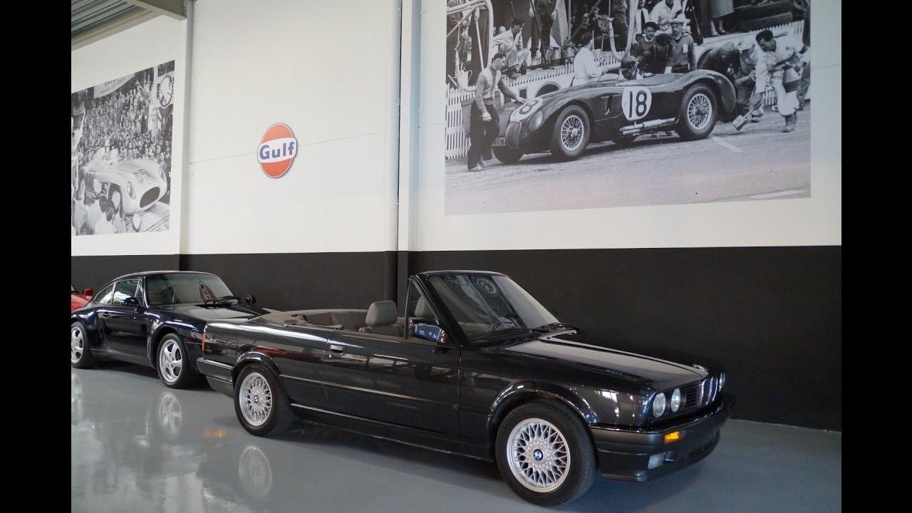 Bmw 325i Convertible 1990