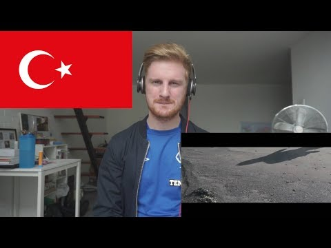 Şanışer feat. Server Uraz - Gece (Official Video) // TURKISH RAP REACTION
