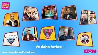 İstanbul Komedi Festivali 2018 Başlıyor!