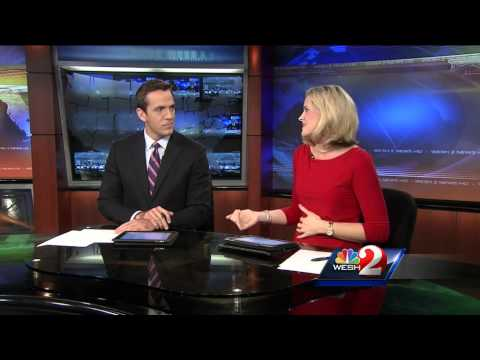 WESH 2 News Sunrise reacts to Meredith McDonough