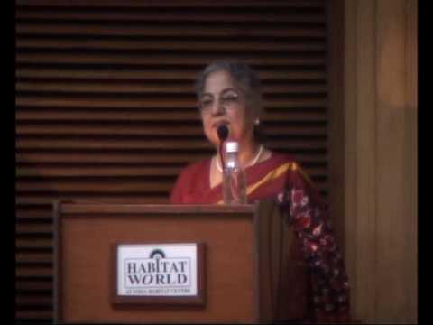 Gursharan Kaur at an evening organized by Impresario Asia