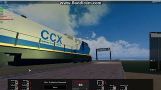 roblox/Rails Unlimited beta NEW TRAIN OUT!!