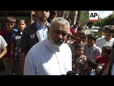 Hamas senior leader on deal with Fatah and expectations of Abbas's speech at the UNGA