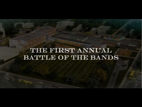 Bridgeport CT 2014 –First Annual Battle of the Bands – Hosted by Roosevelt Elementary School