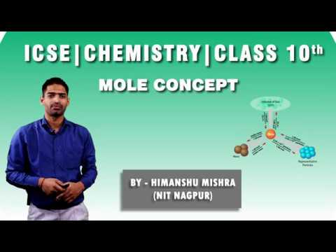 ICSE   Class 10th   Chemistry   Mole concept   Imp Ques   How to calculate no. of gram atoms in Na