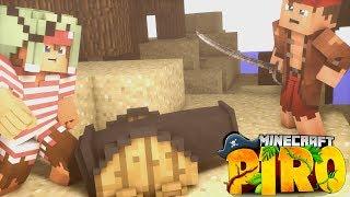 DER KRIEG BEGINNT! - Minecraft PIRO | ungespielt