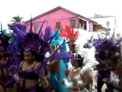 21ST Independence day Belize celebration in Orange
