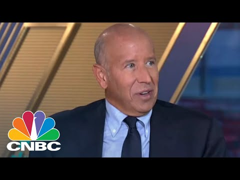 CEO Barry Sternlicht: Interest Rates Rise For Two Reasons - One Happy, The Other Risky | CNBC