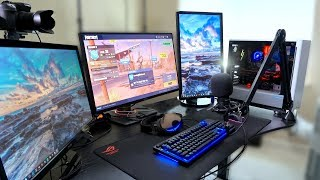 My 2019 Fortnite Gaming Setup