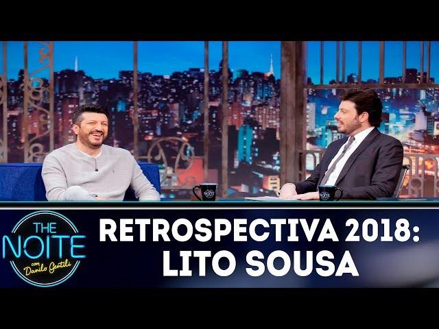 Retrospectiva 2018: Lito Sousa | The Noite (01/02/19)