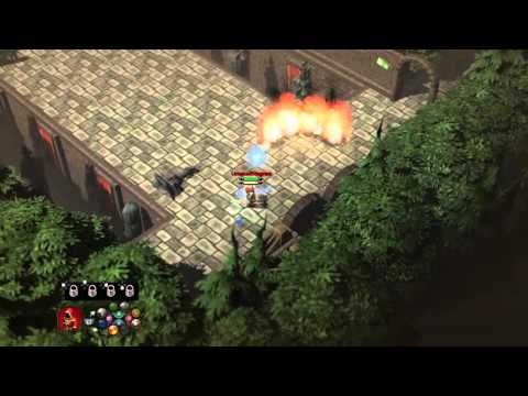WHAT IS THIS GAME?! / Magicka 2 |