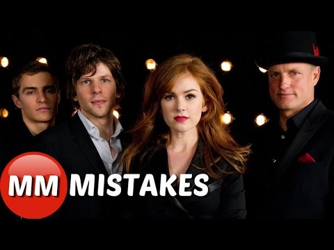10 Magical Now You See Me Mistakes You Totally Missed | Now You See Me Movie Mistakes