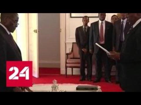 Правящая партия Зимбабве избавилась от Мугабе - Россия 24