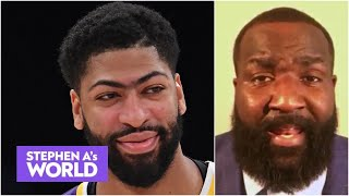 Rich Paul told me to make it 'very clear': Nobody will rush Anthony Davis - Perk | Stephen A's World