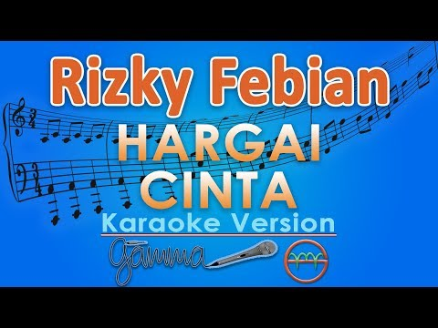 Rizky Febian - Hargai Cinta (Karaoke)   GMusic
