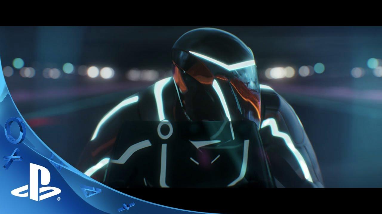 tron ps4 run games launch