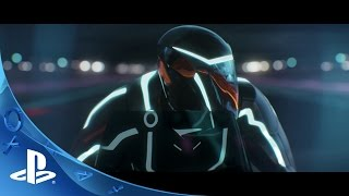 TRON RUN/r - Launch Trailer | PS4