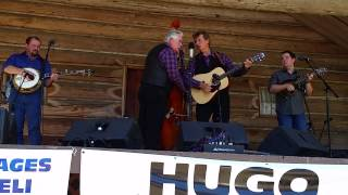 I Wonder Which One Of Us is to Blame - Crowe Brothers at Darrington Bluegrass Festival 2015
