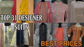 Top 31 suits of boutique creation | chaandni chowk |suits |katra lehswan |