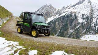 Gator XUV865M - Testimonio del agricultor alpino  | John Deere ES
