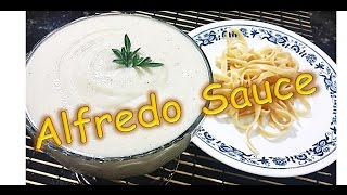 How to make  Creamy Cauliflower Alfredo sauce | RinkusRasoi