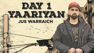 Day 1 Yaariyan   Jus Warraich   Latest Punjabi Song 2019   Shemaroo Music