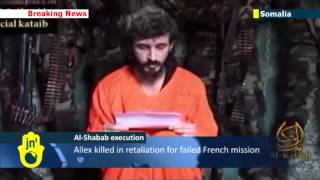 Al-Shabaab execute French hostage: Somali terror group claims to have killed Denis Allex