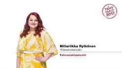 Millariikka Rytkönen – Tehyn vaalit 2017