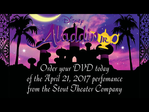 Trailer: Stout Middle School Theater Company presents - Aladdin Jr.