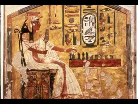 Nefertiti, the Wife of Akhenaten (A Dark Tale from Egypt, Special Radio Show), CBS Mystery