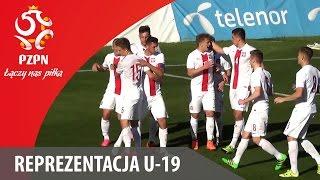 U-19: Bramki z meczu Polska - Portugalia 2:2