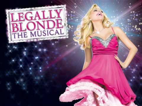 Positive - Legally Blonde (09.07.11) - Susan McFadden's Last Matinee