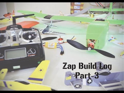 Zap Build Log part-3