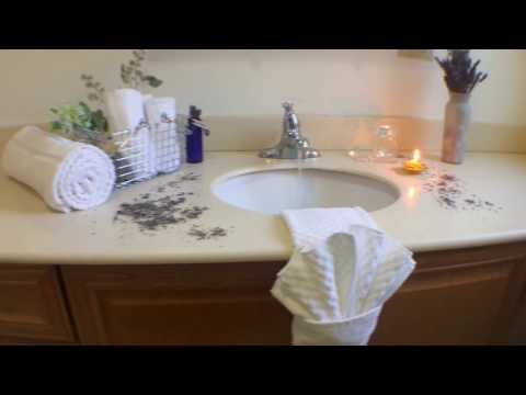 How To Fold Bath Towels - Quick, Simple, And Easy!