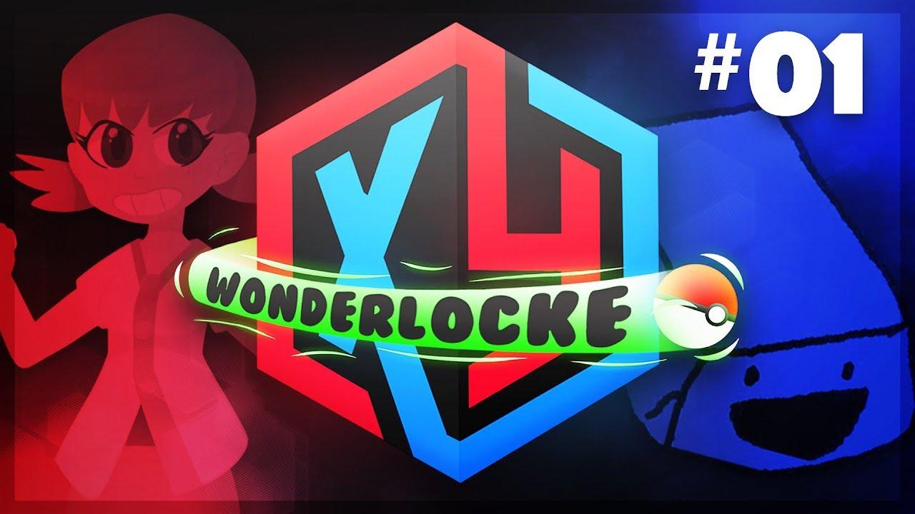 """Download """"WHAT A WAY TO START"""" Pokemon X & Y Wonderlocke Co-Op w/ PokeaimMD & ItzGator Episode 01"""