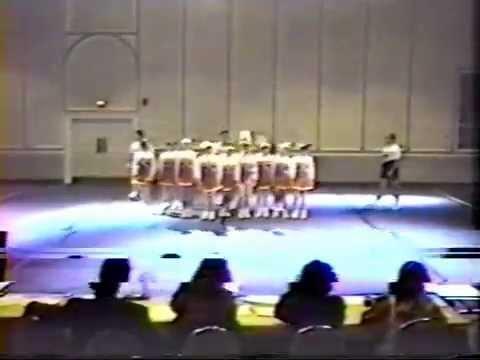 HB Cheerleading Competition Nashville 1992