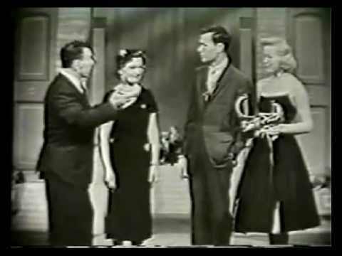 Do You Trust Your Wife (Johnny Carson 1958 game show) Part 1