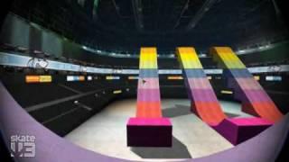 EA Skate 3: Pipe Track