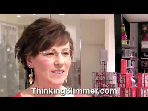 I stopped eating chocolate with a Thinking Slimmer weight loss Slimpod