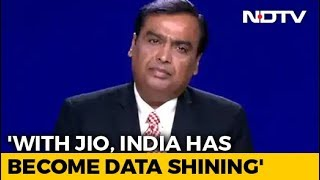 India Is Data Shining Bright With Jio