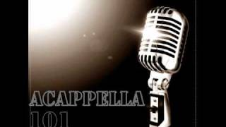 God has smiled on me - The Acappella Company