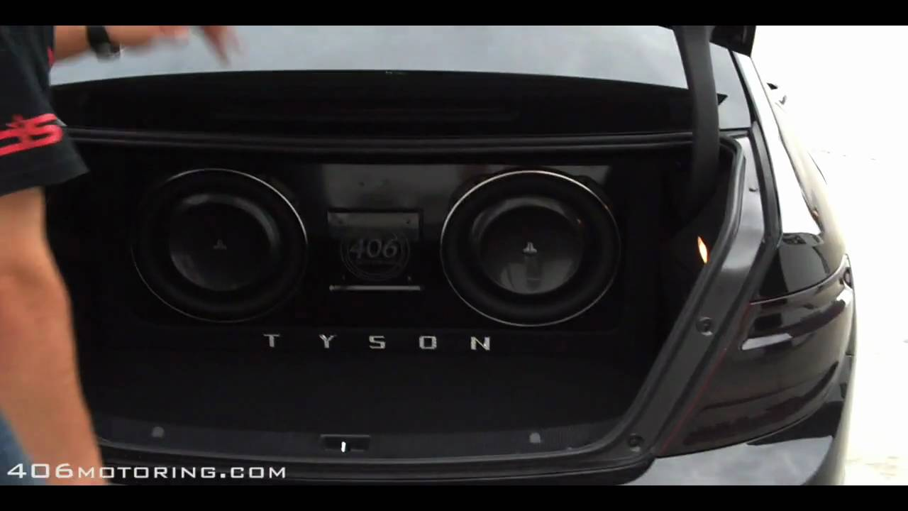 406 Motoring 2008 Mercedes Benz C300 Custom Rims Amp Tires And Audio System Youtube