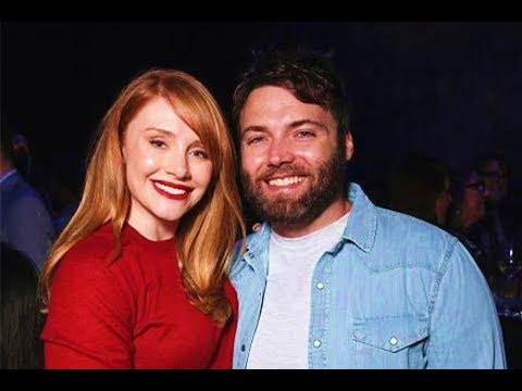 Seth Gabel his wife Bryce Dallas Howard