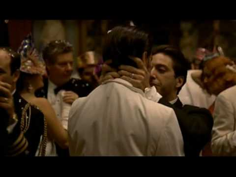 Godfather II Kiss of Death Scene and Billy Madison